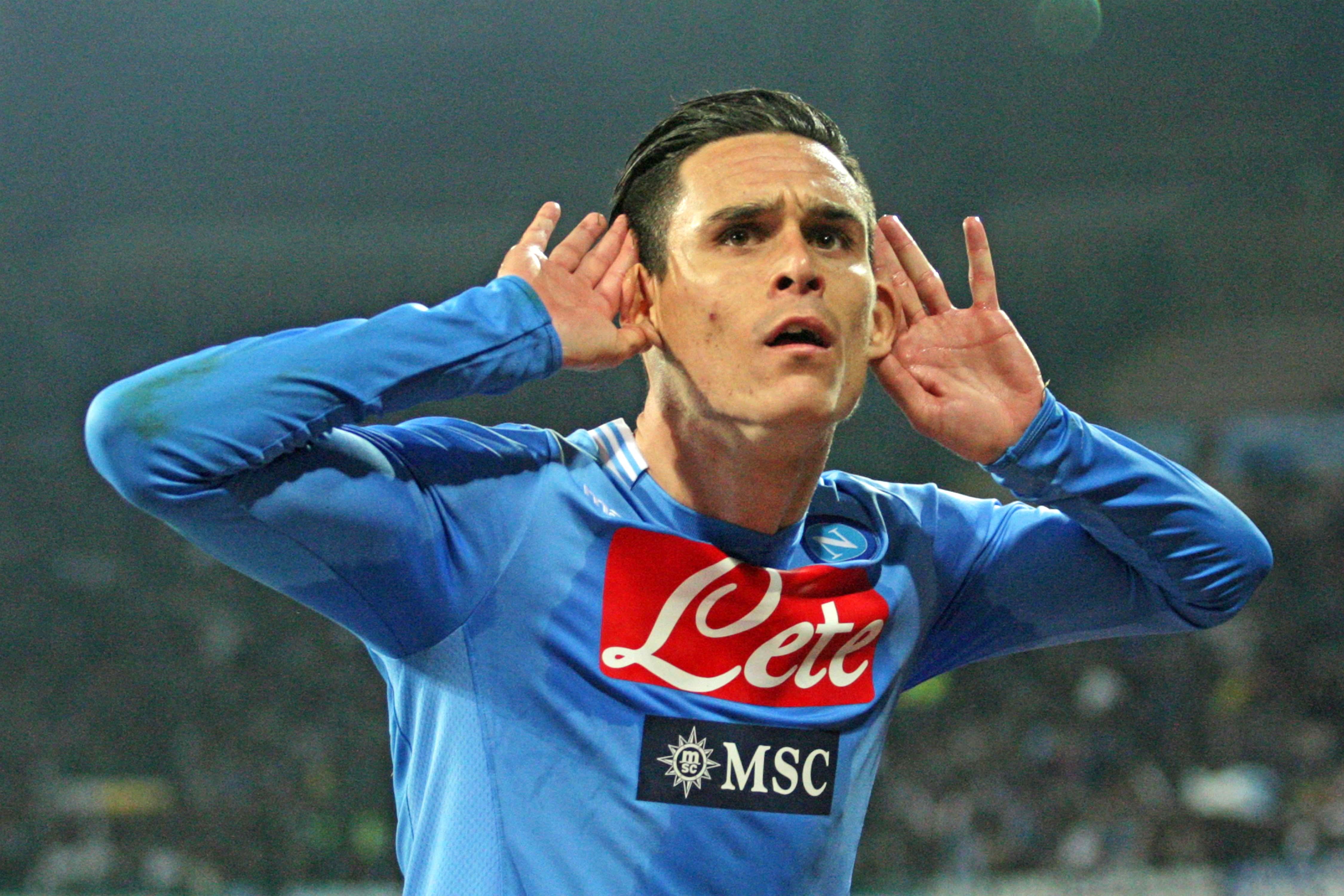 Napoli vs Juventus - Serie A Tim 2013/2014