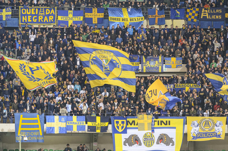 - Campionato Italiano serie A Tim  2013/2014 - Decima di campionato - Hellas Verona vs Sampdoria