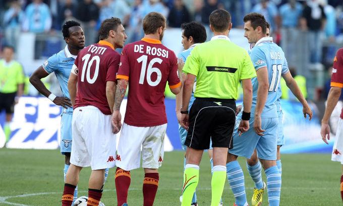 Lazio-Roma il 4 dicembre, la Questura chiede l'anticipo alle 12.30