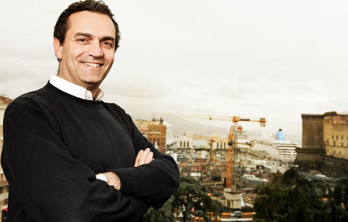Napoli, sindaco De Magistris: