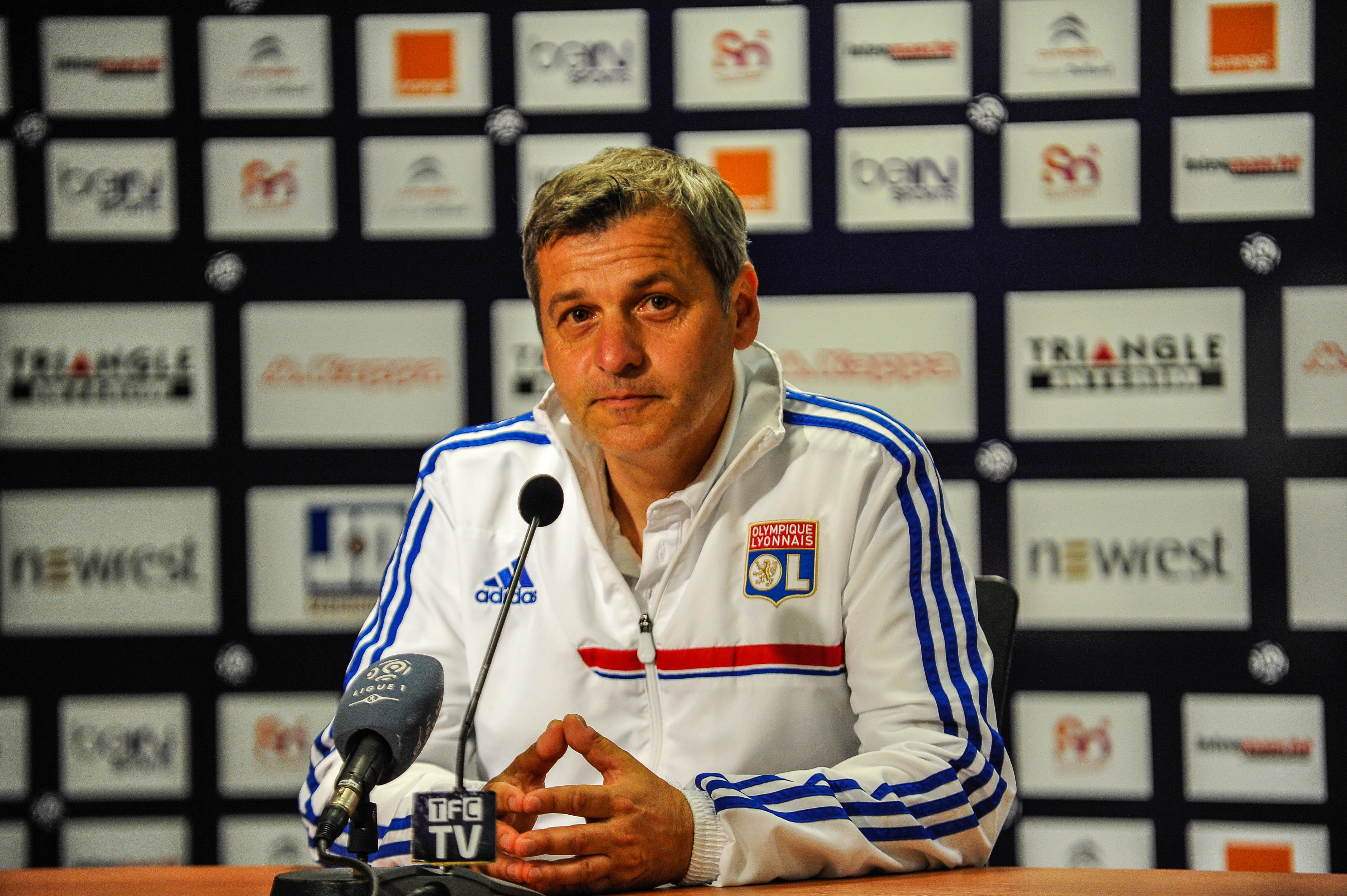 FOOTBALL : Toulouse vs Lyon - 34eme Journee de L1 - 23/04/2014
