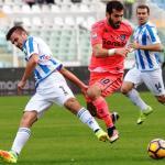 Soccer: Serie A; Pescara - Empoli