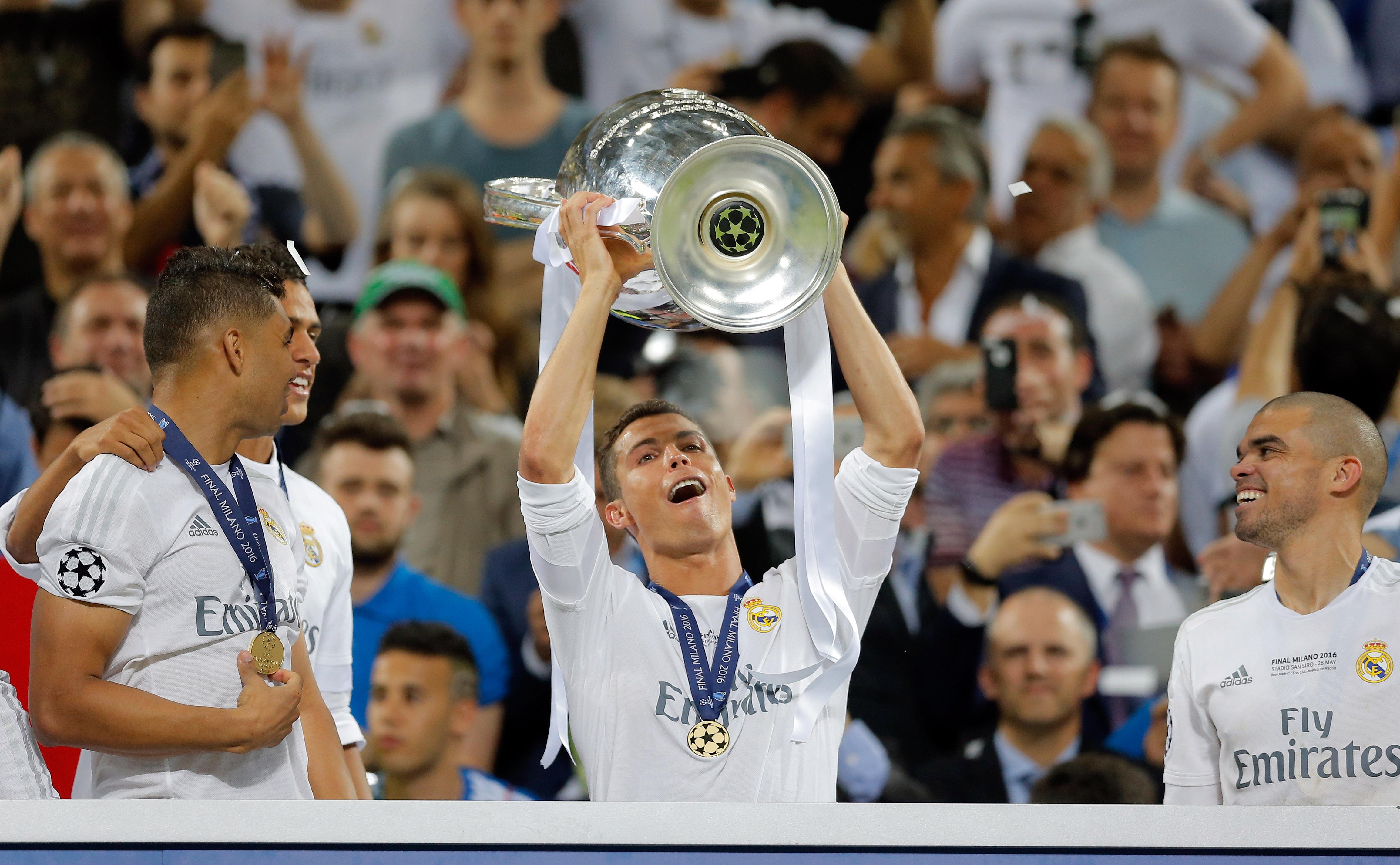 Miglior allenatore FIFA, Cristiano Ronaldo svela: