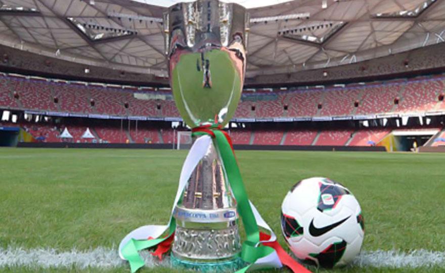 La Supercoppa Italiana 2016 si giocherà a Doha