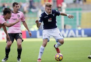 Palermo - Lazio -  Serie ATim 2016/2017