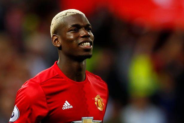 Il Manchester United nel cuore, Pogba: