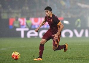 Diego Perotti (28 anni), 44 presenze e 9 gol con la Roma quest'anno