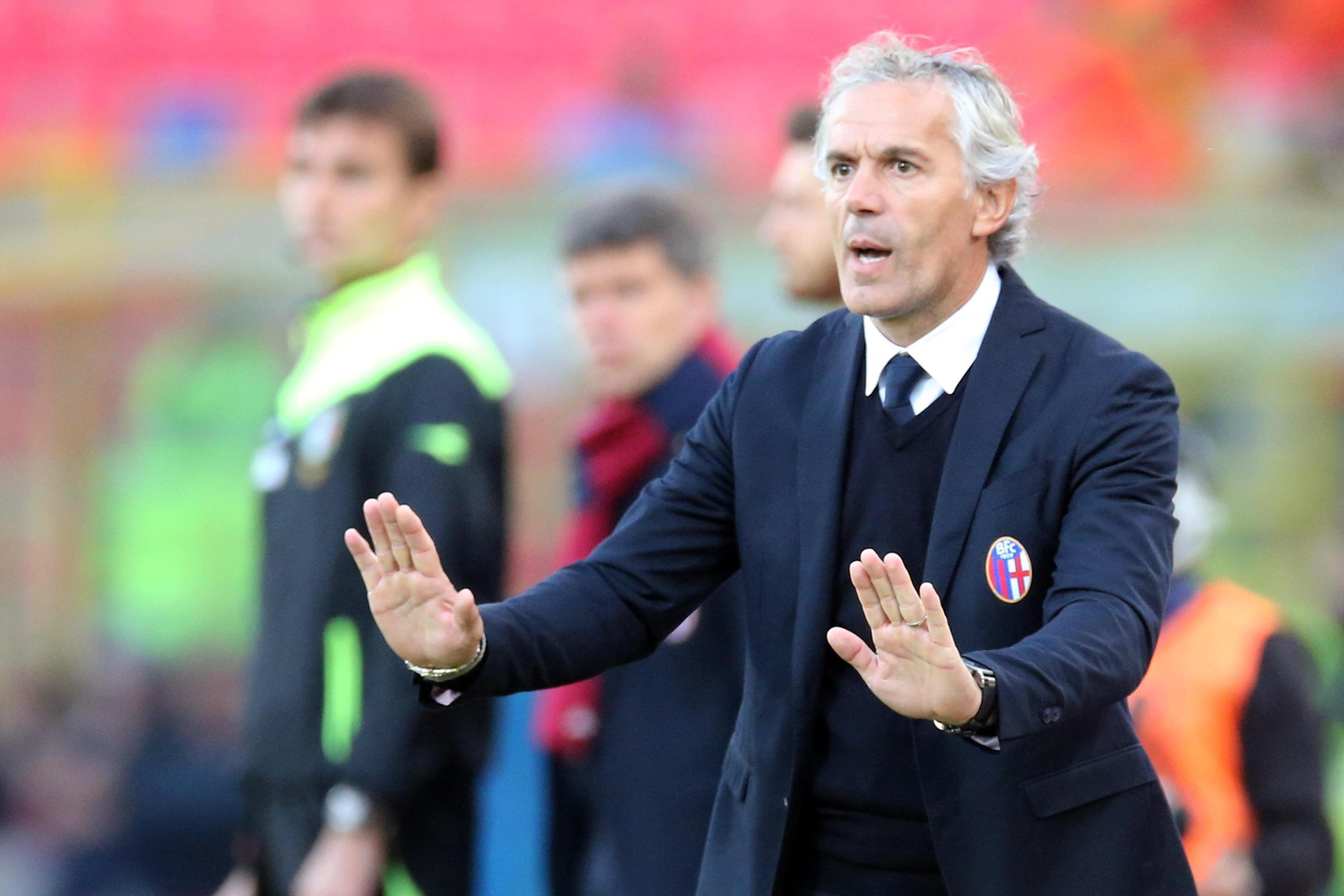 Soccer: Serie A; Bologna-Atalanta