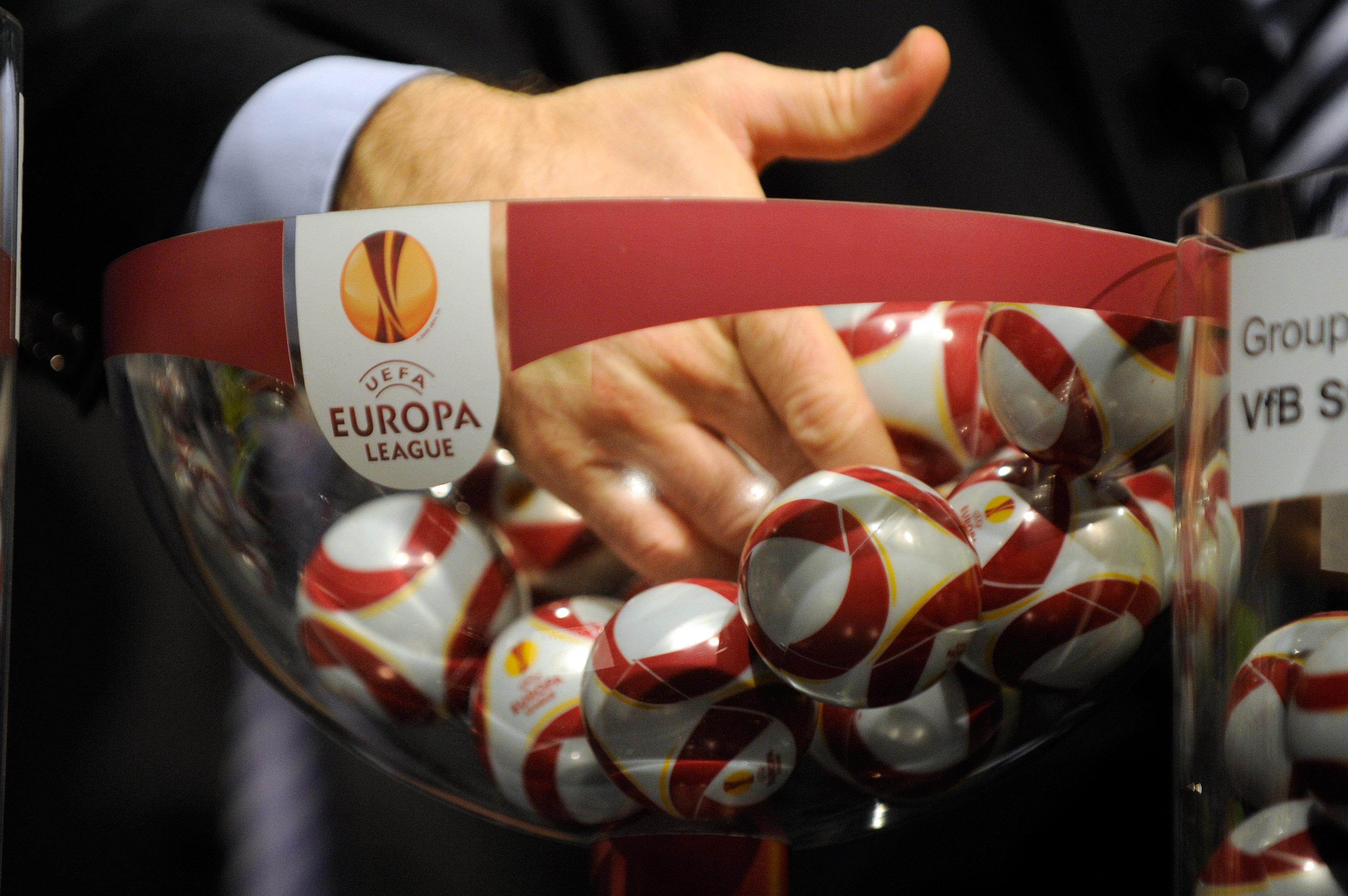 Europa League, la Roma pesca il Villarreal ai sedicesimi di finale
