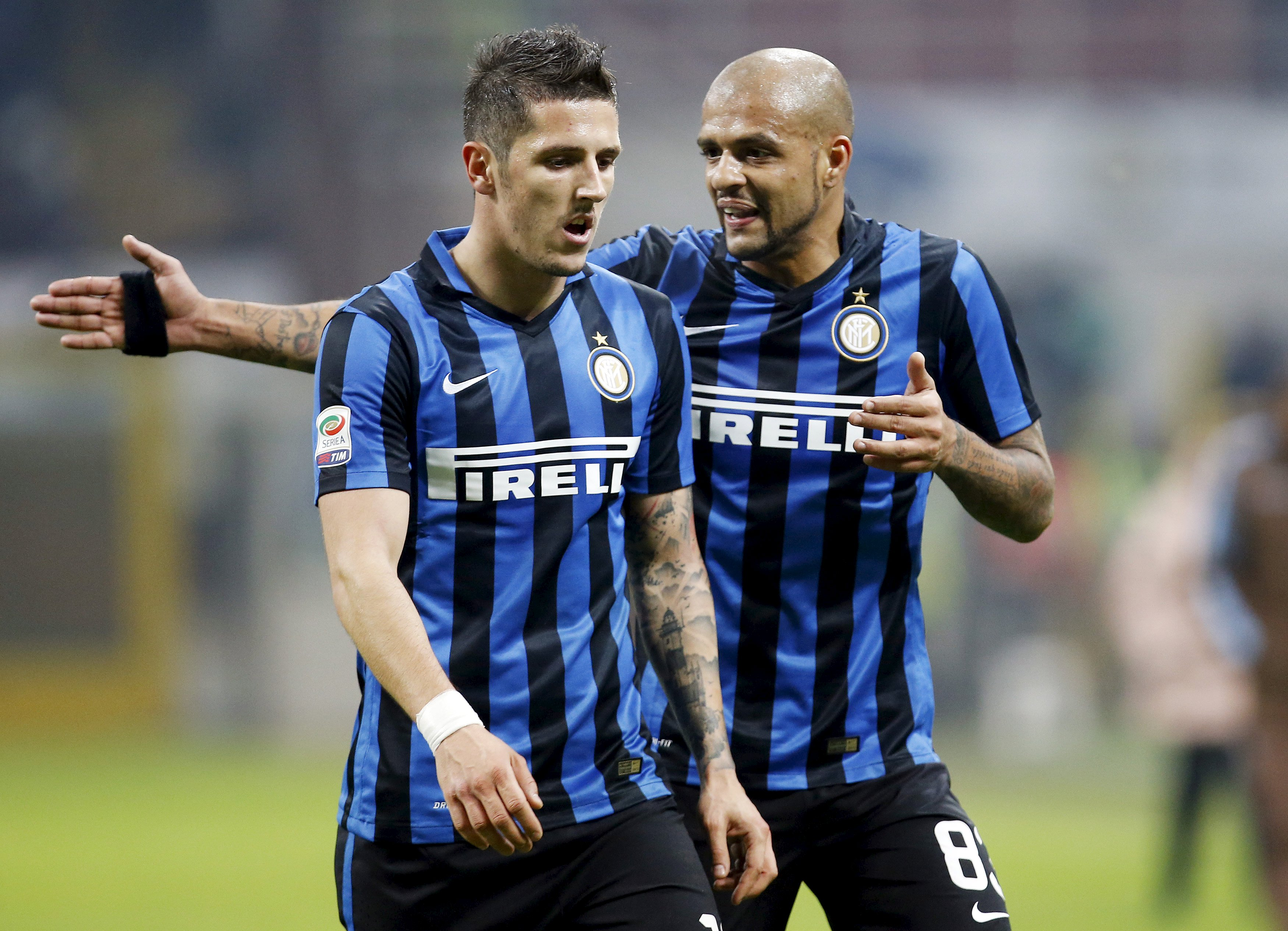 Inter-Lazio, Pioli punta su Banega