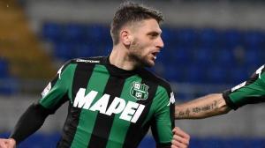 Soccer: Serie A; Lazio-Sassuolo