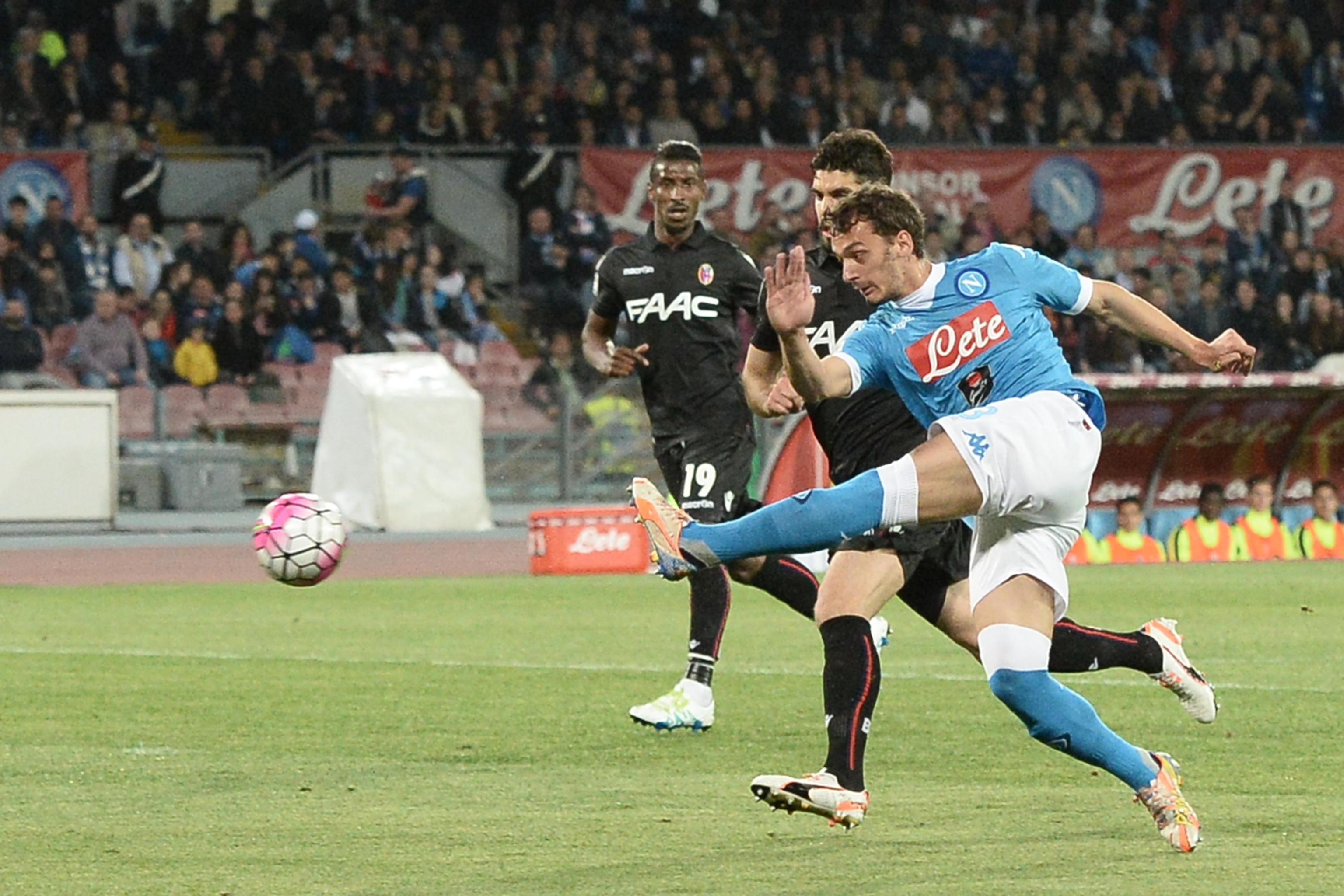 Soccer: Serie A; Napoli-Bologna