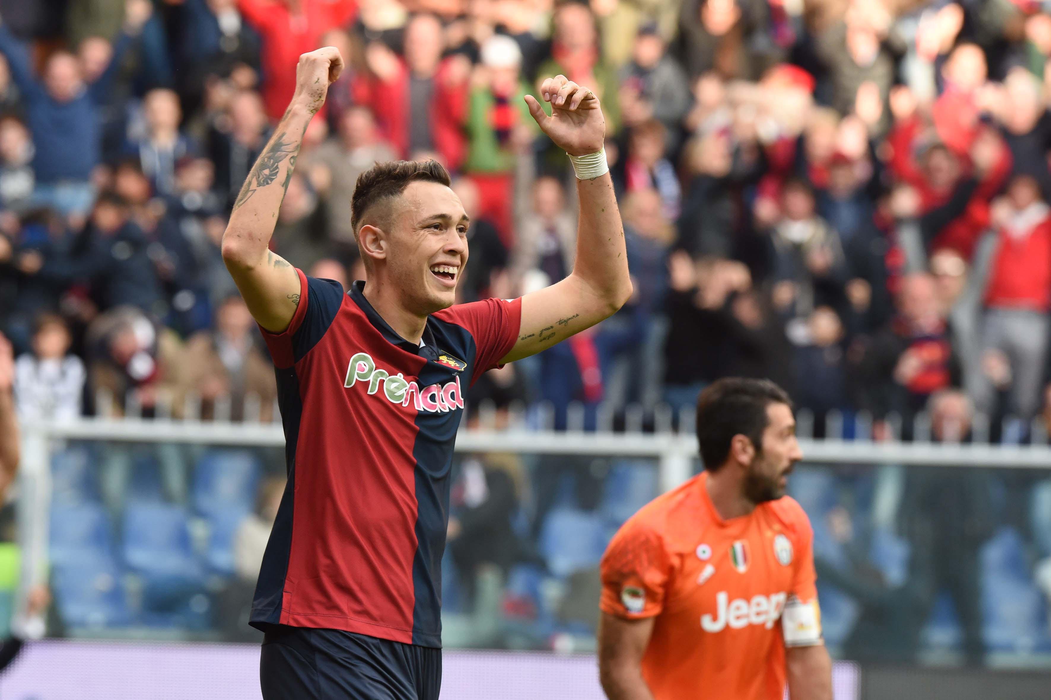 Il Milan frena su Ocampos