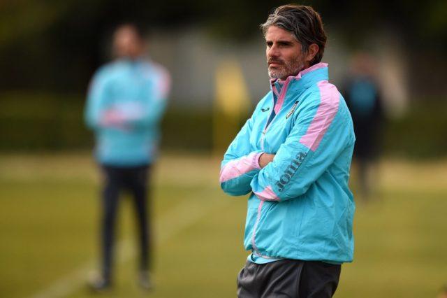 Palermo-Crotone 1-0, Nestorovski tiene vive le speranze dei rosanero