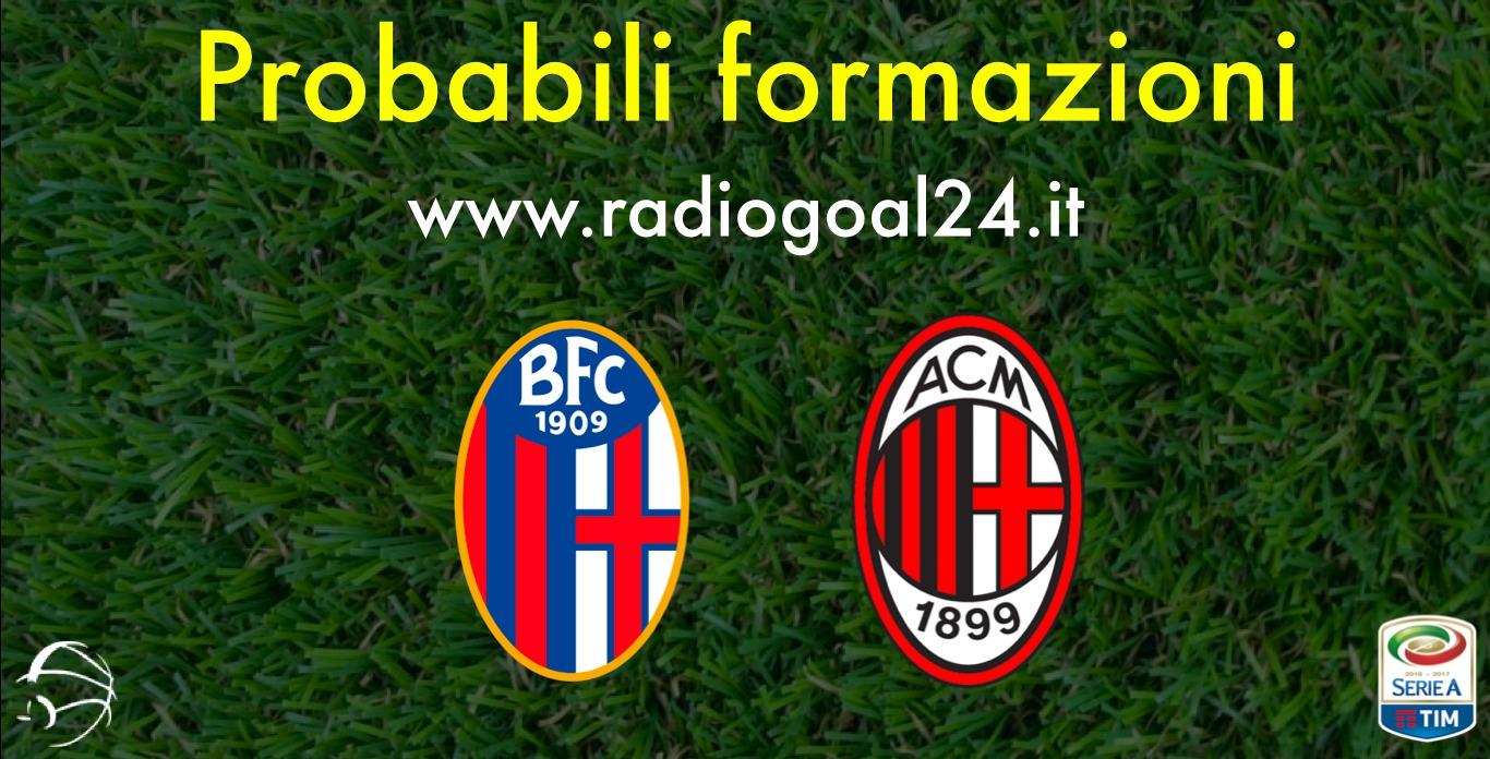 Il Milan in nove beffa il Bologna