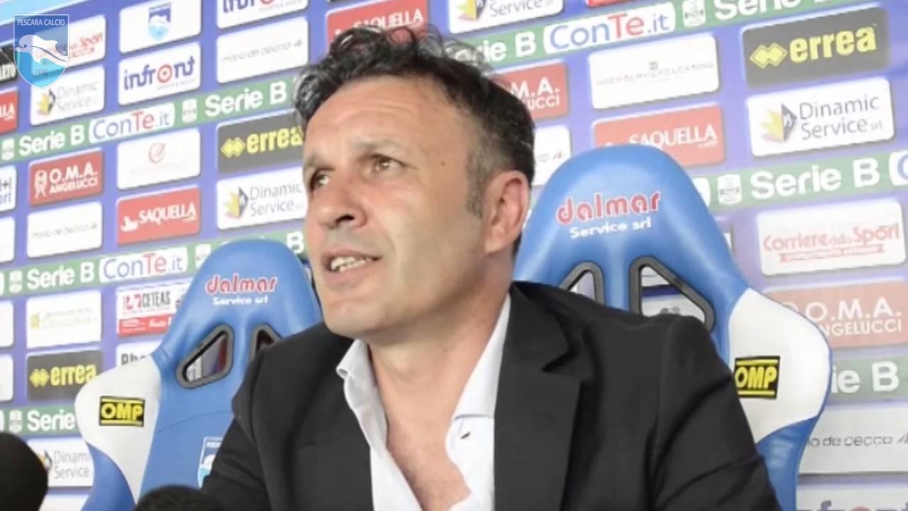 Il Pescara non cambia: Oddo confermato