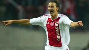 Ibrahimovic Ajax