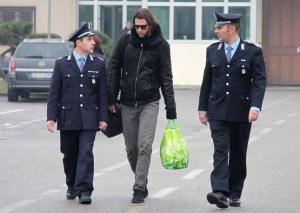Cremona, calcio scommesse. Cristiano Doni esce dal carcere per passare il Natale con la moglie