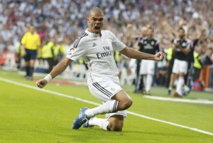 Pepe, Real-Madrid