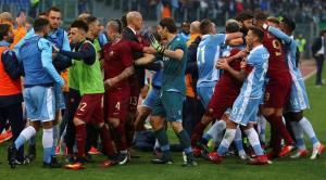 Lazio v AS Roma - Italian Serie A