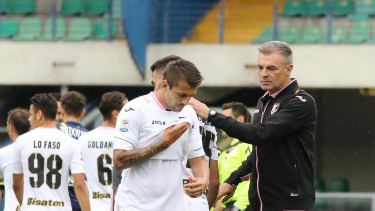 Chievo- Palermo 1-1: siciliani condannati alla Serie B