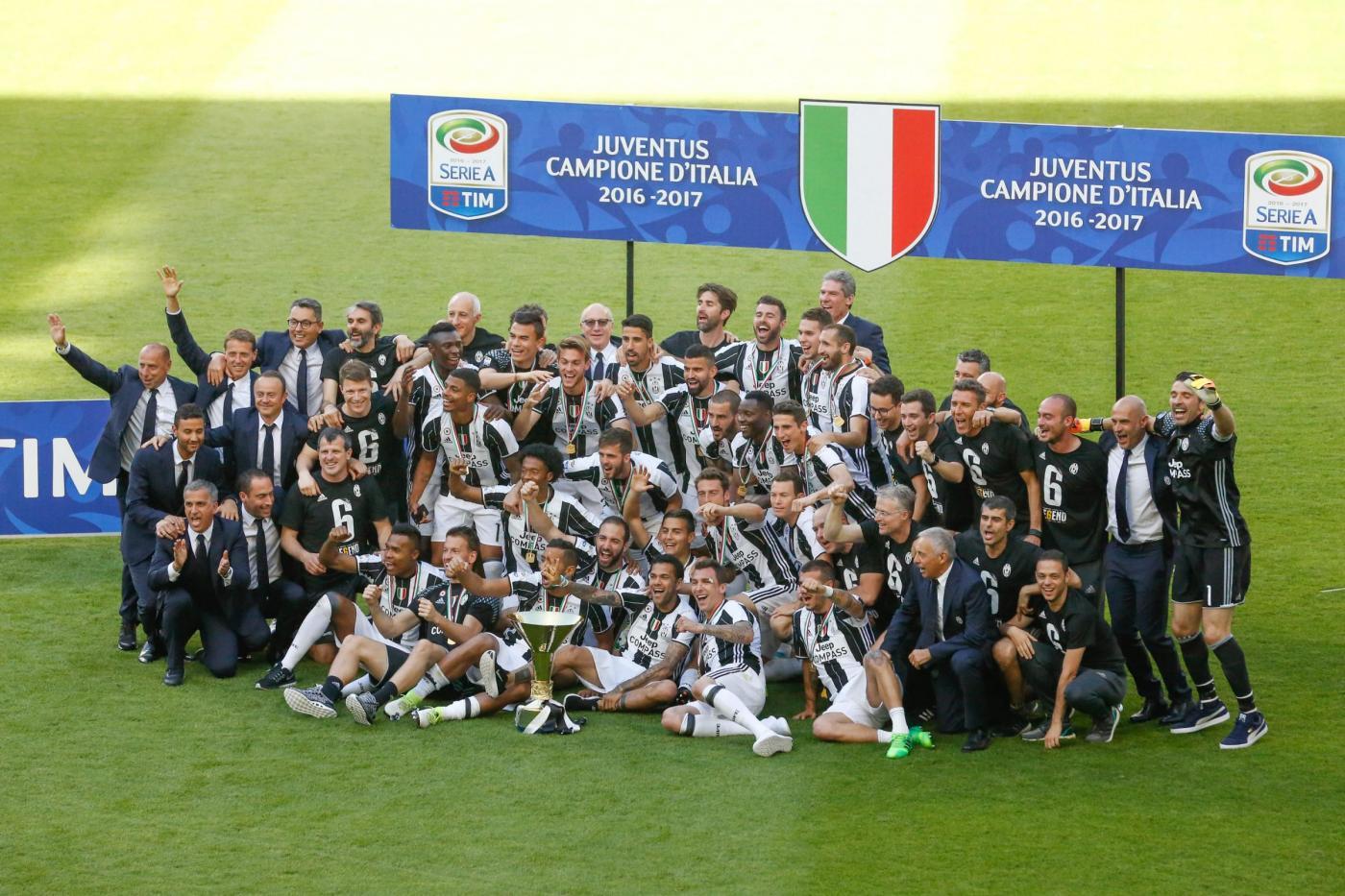 Allegri Juventus, Marotta: