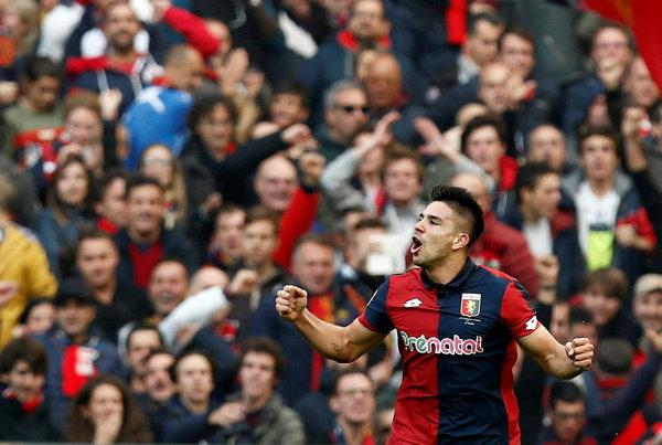 Football Soccer - Genoa v Juventus - Serie A