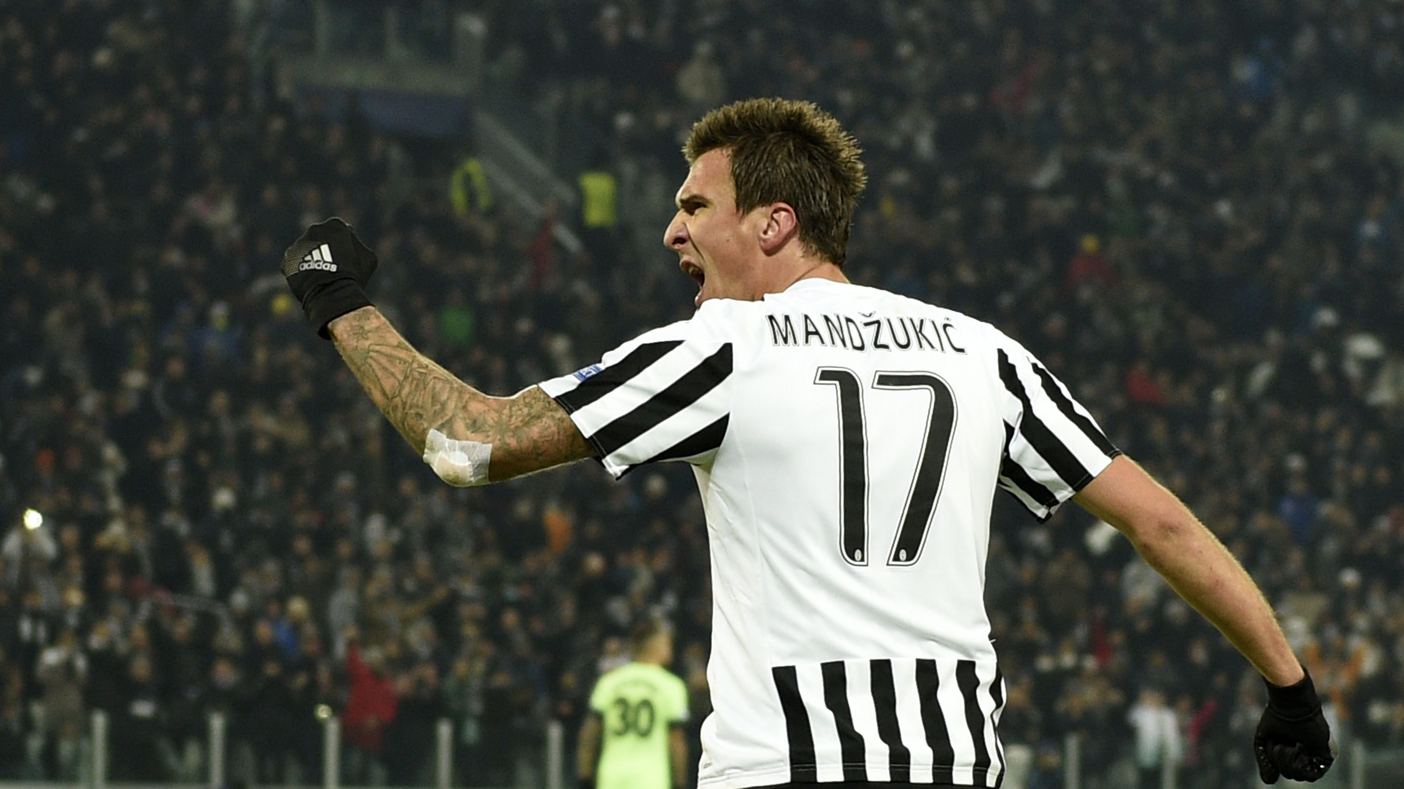 Urlo Juventus, Super Mario Mandzukic rinnova: adesso è ufficiale