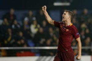 Europa League - Villareal vs Roma