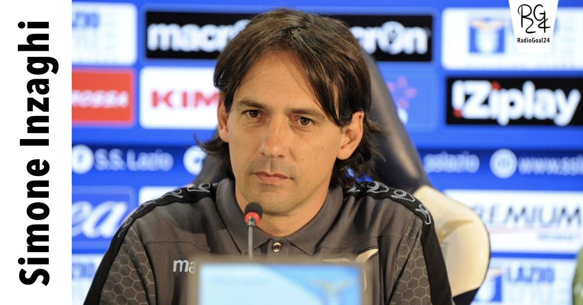 Conferenza stampa Inzaghi