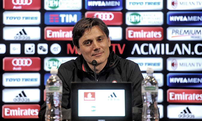Milan, Montella tra poco in conferenza stampa