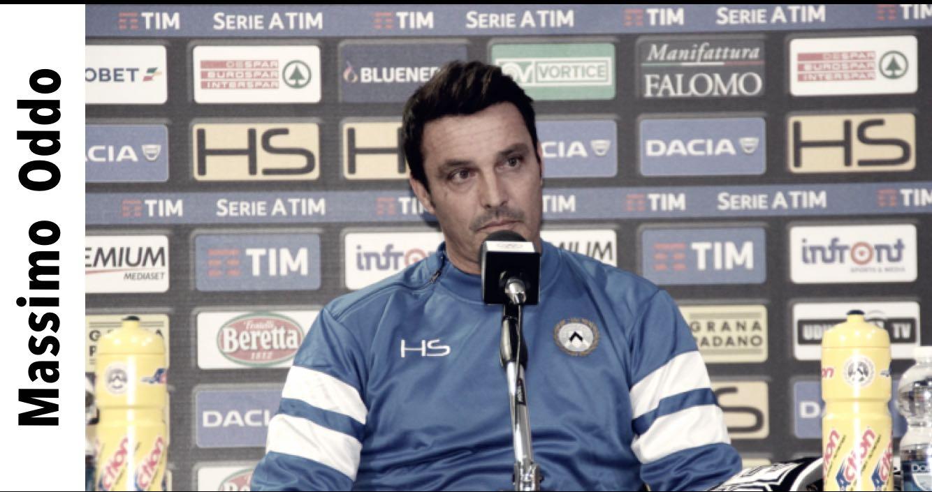 Udinese, Oddo: