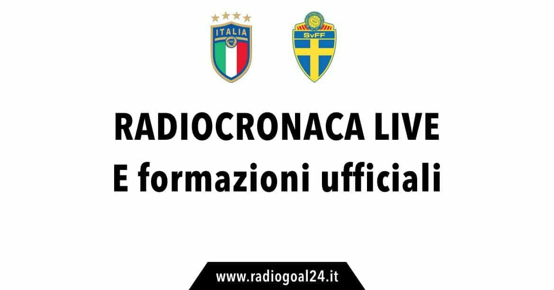 Italia-Svezia, Probabili Formazioni (Qualificazioni Russia 2018)