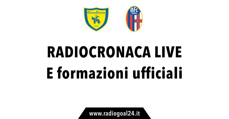 Chievo Bologna | Prob. Formazioni | dichiarazioni della vigilia di Maran e Donadoni