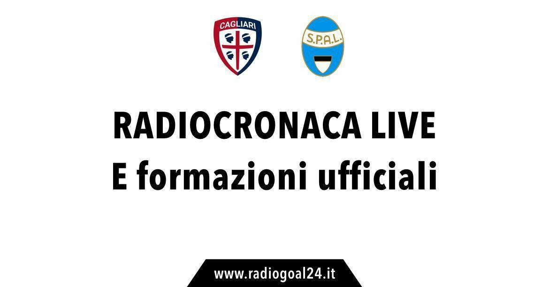 Cigarini - Sau, il Cagliari torna a vincere. Spal battuta 2 a 0