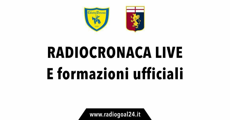 Genoa, la conferenza stampa di Davide Ballardini (LIVE)