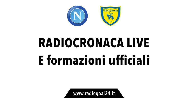 Napoli-Chievo, la carica dei tifosi:
