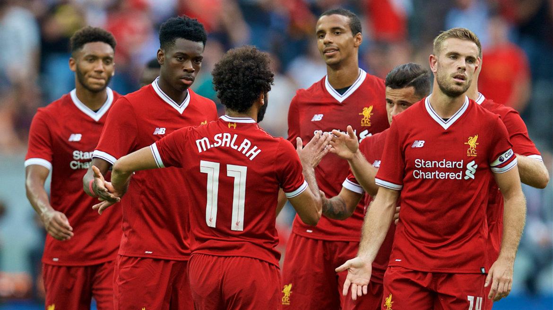 PSG-Liverpool formazioni ufficiali