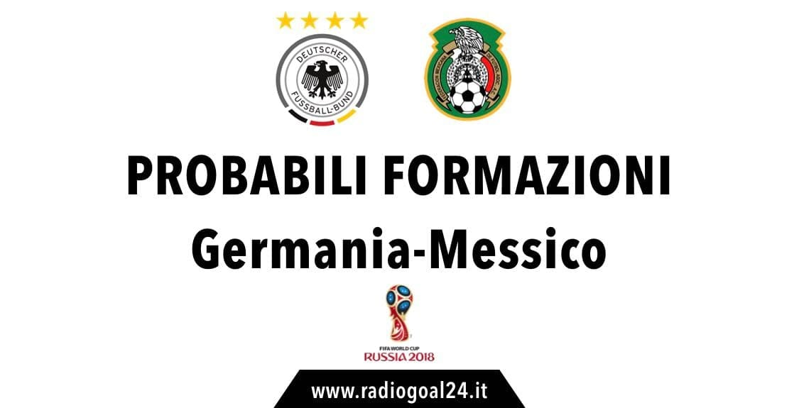 Germania-Messico
