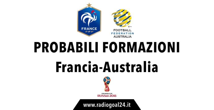 Francia-Australia
