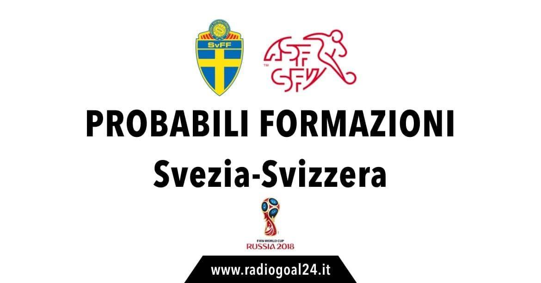 Svezia-Svizzera