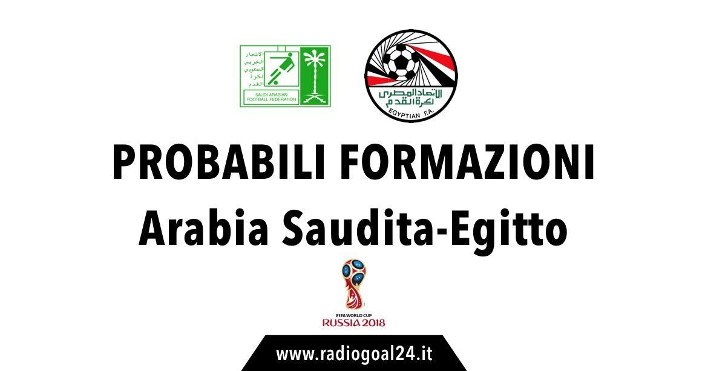 Arabia Saudita-Egitto
