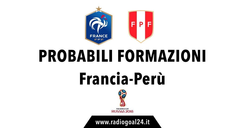 Francia-Perù