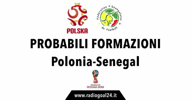 Polonia-Senegal
