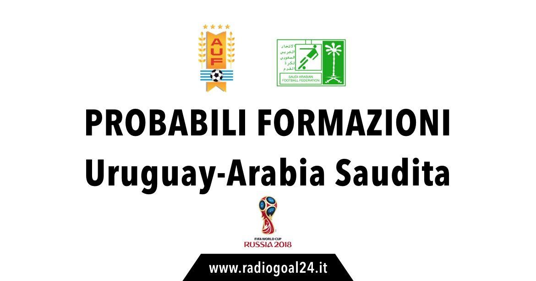 Uruguay-Arabia Saudita