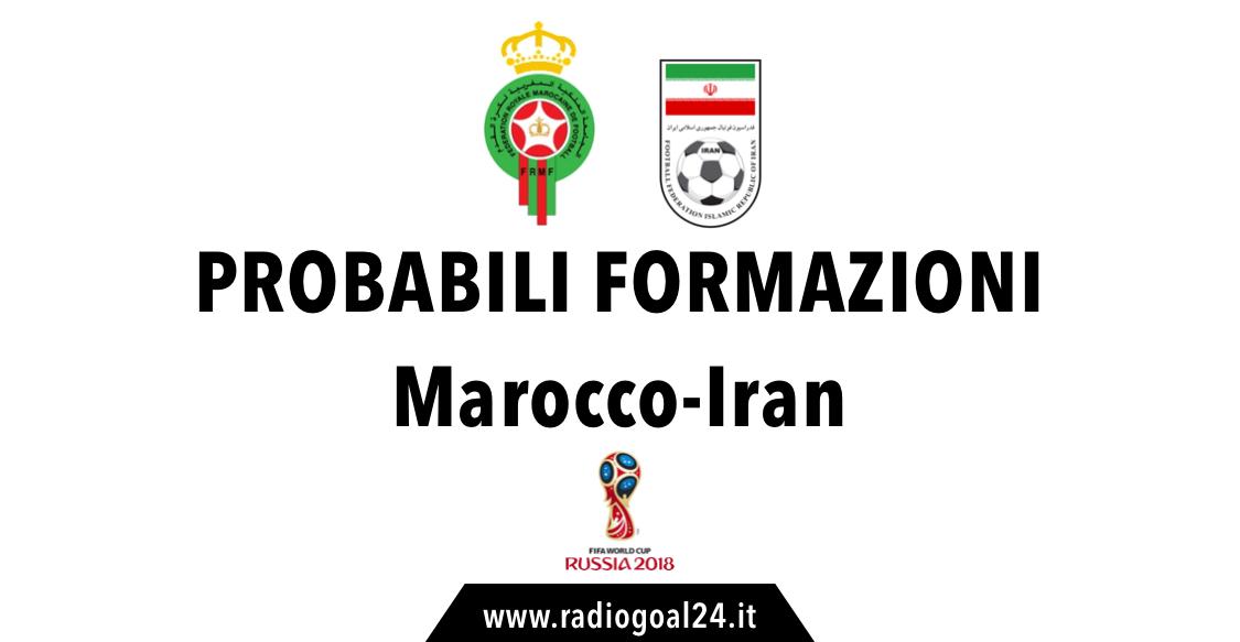 Marocco-Iran