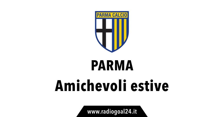 Parma-Naturno probabili formazioni