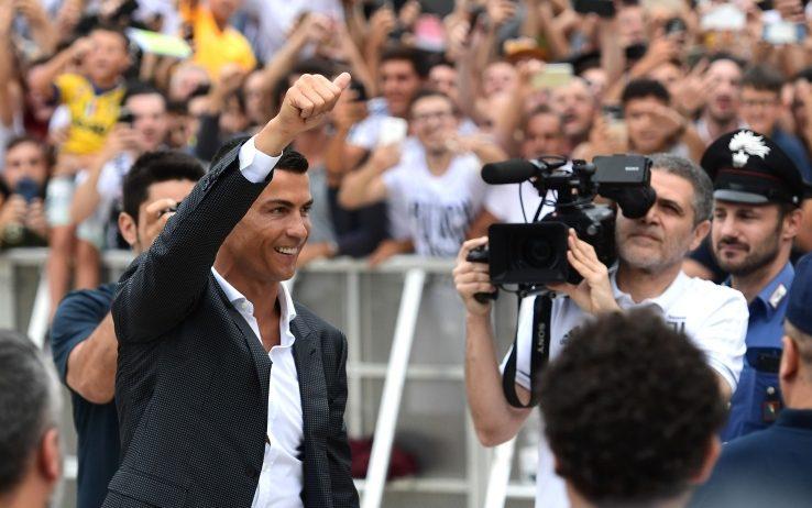 Conferenza Stampa Ronaldo
