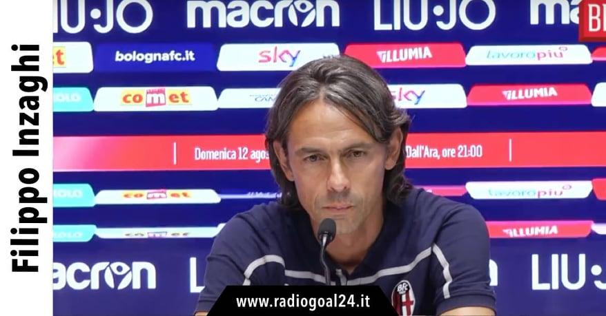 Conferenza stampa Filippo Inzaghi