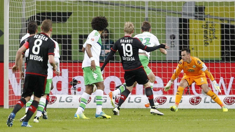 Bayer Leverkusen-Wolfsburg probabili formazioni